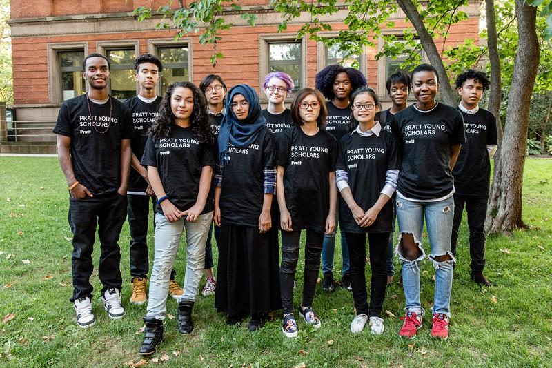 Pratt Young Scholars 2015-2016