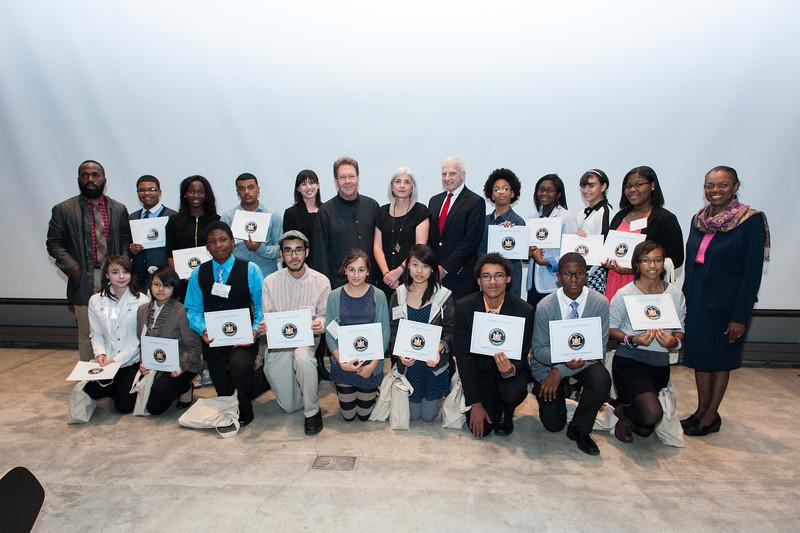 Pratt Young Scholars 2013-2014